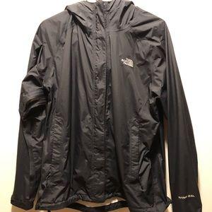 The North Face women's rain jacket - black